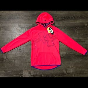Girls Under Armour Youth Large Hoodie